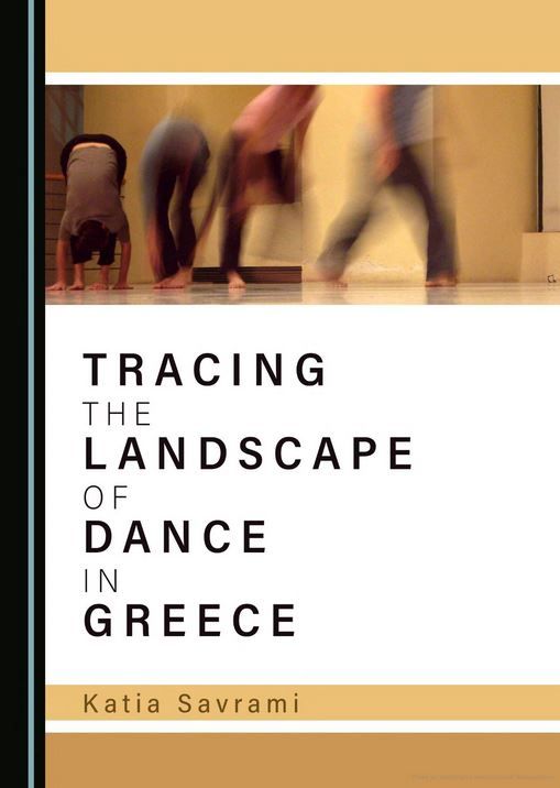 Cover of Tracing the Landscape of Dance in Greece