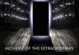 Alchemy of the Extraordinary Eντατικό πρόγραμμα Devised Theatre