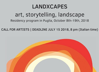 "Πρόσκληση Συμμετοχής στο Residency ""LANDXCAPES art, storytelling, landscape"""