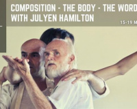 "Workshop ""COMPOSITION - the BODY - the WORD"" με τον Julyen Hamilton (online)"